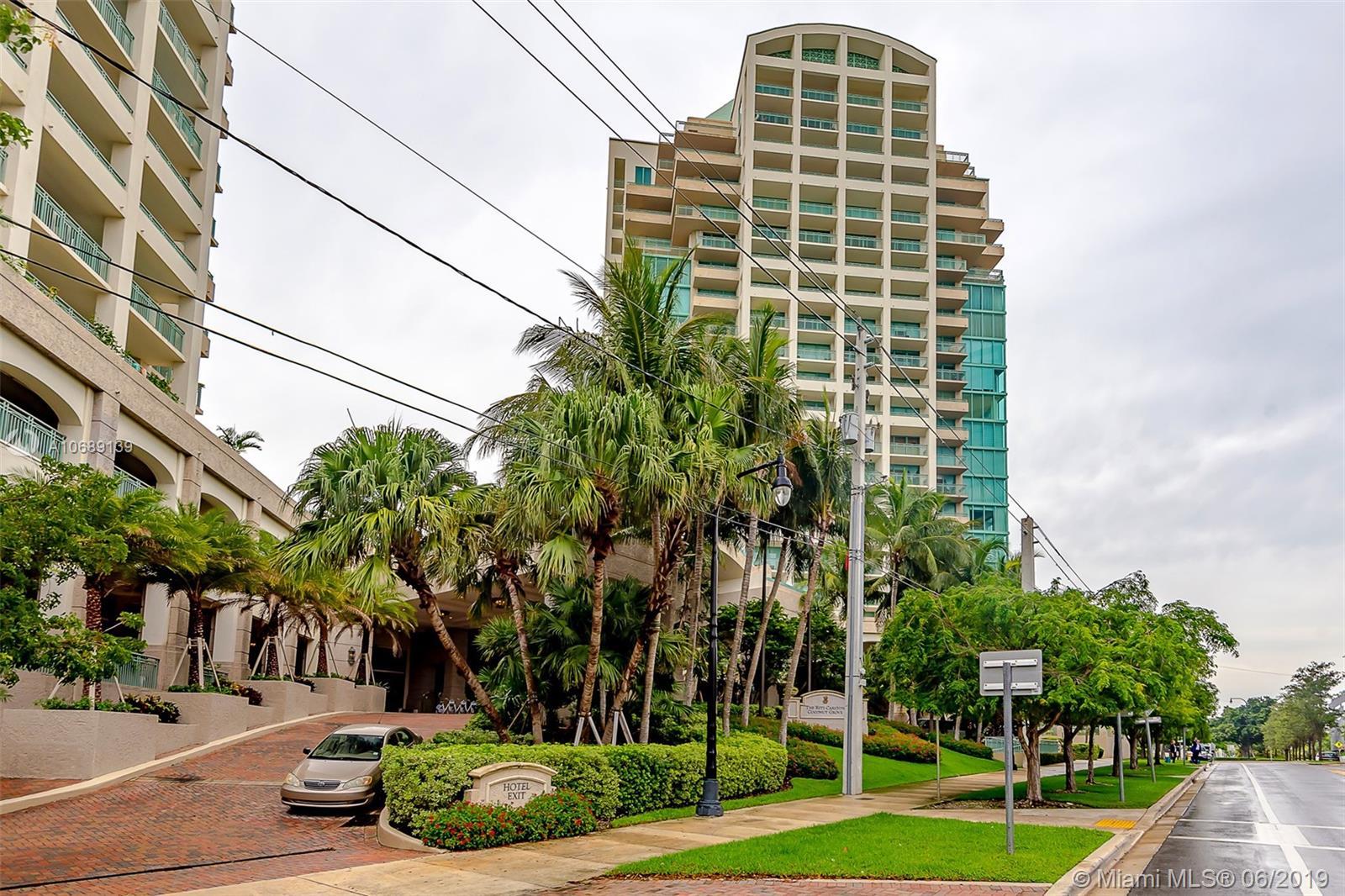 The Ritz-Carlton Coconut Grove #2204 - 27 - photo