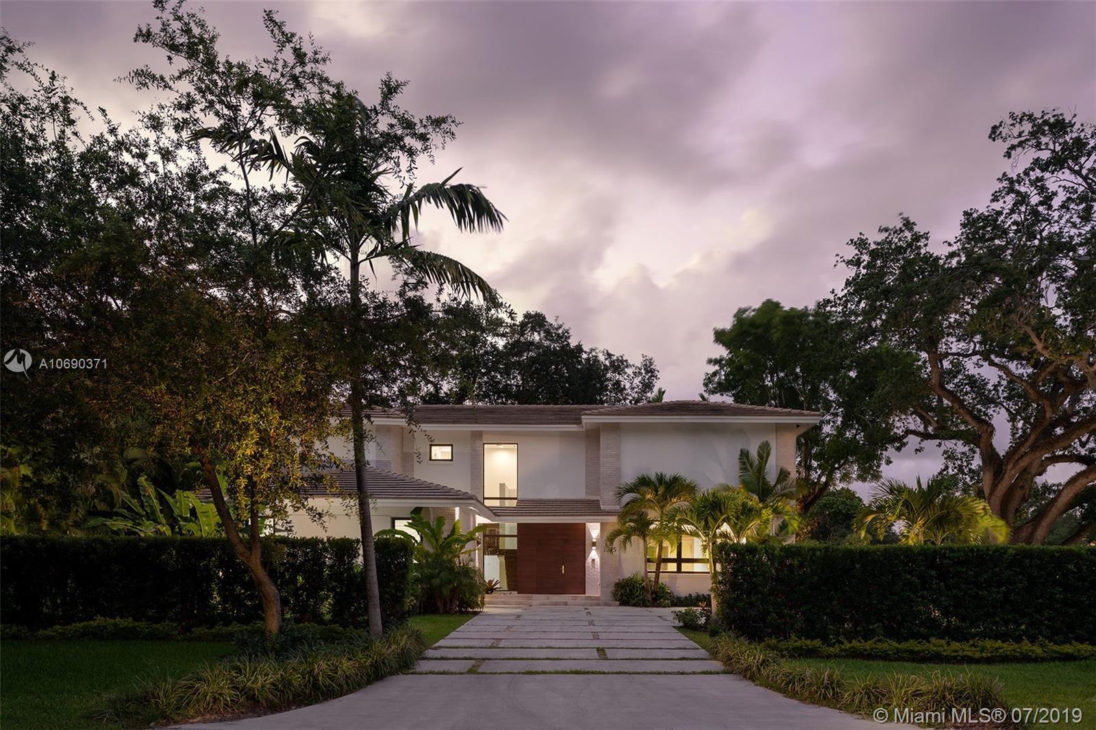 South Miami - 1215 Blue Rd, Coral Gables, FL 33146