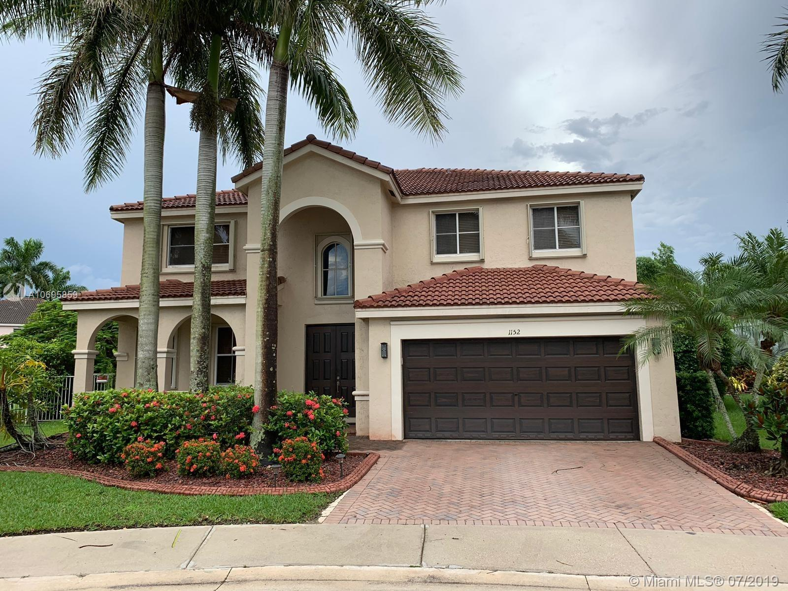 Weston - 1152 Chenille Cir, Weston, FL 33327