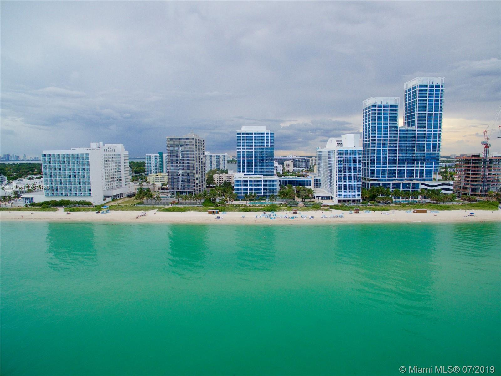 Property for sale at 6899 Collins Ave Unit: 803, Miami Beach,  Florida 33141
