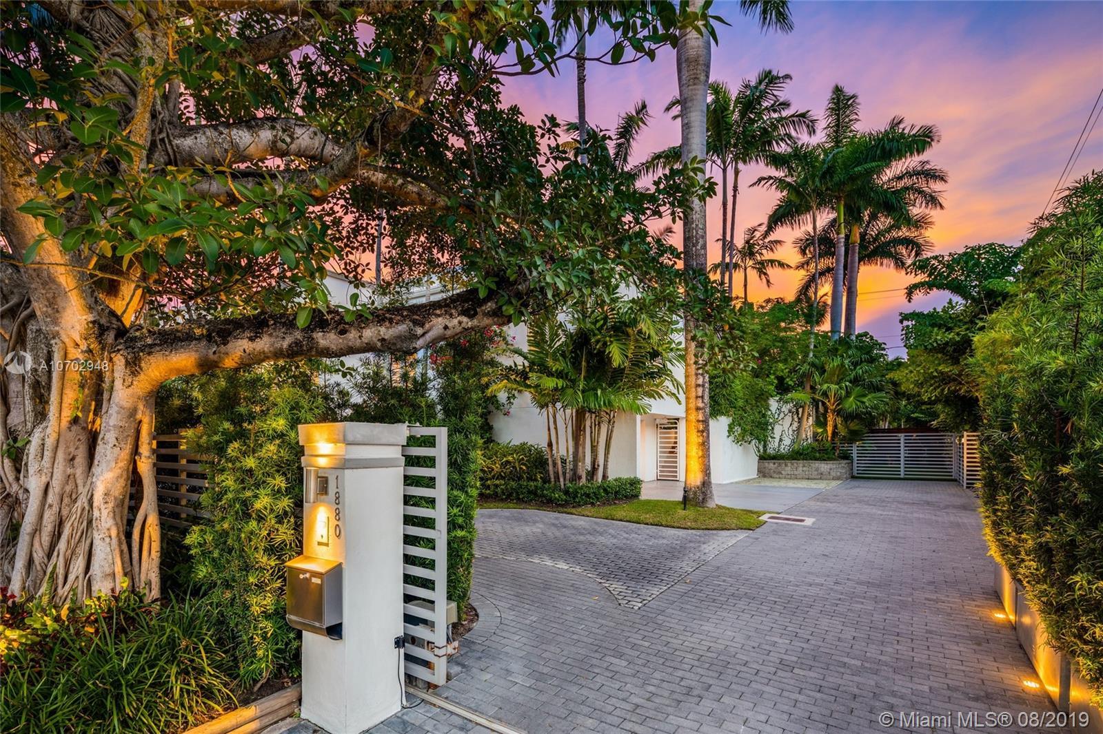 1880 S Bayshore Dr, Miami FL 33133