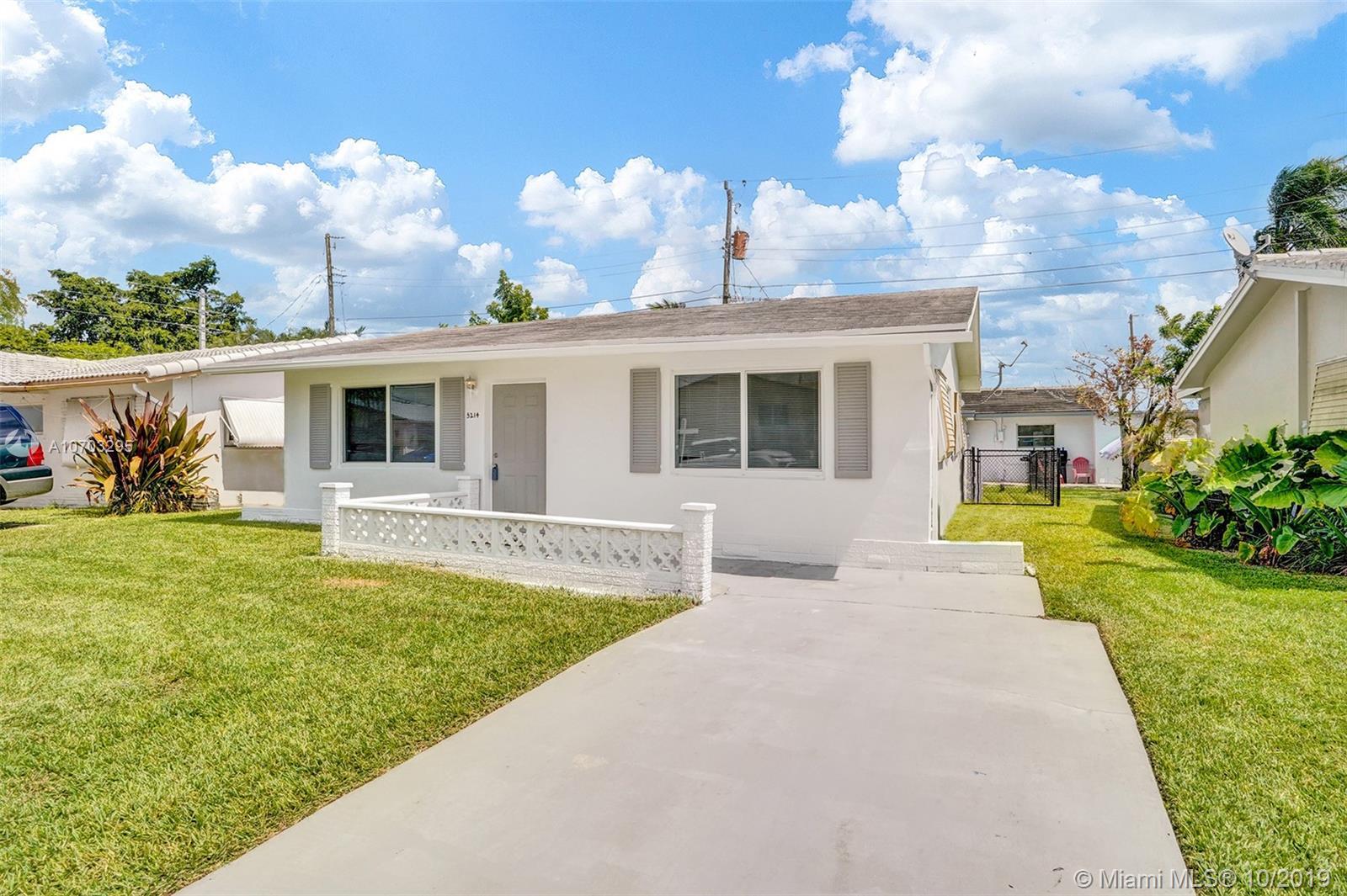 Property for sale at 5214 NW 27th Ave, Tamarac FL 33309, Tamarac,  Florida 33309
