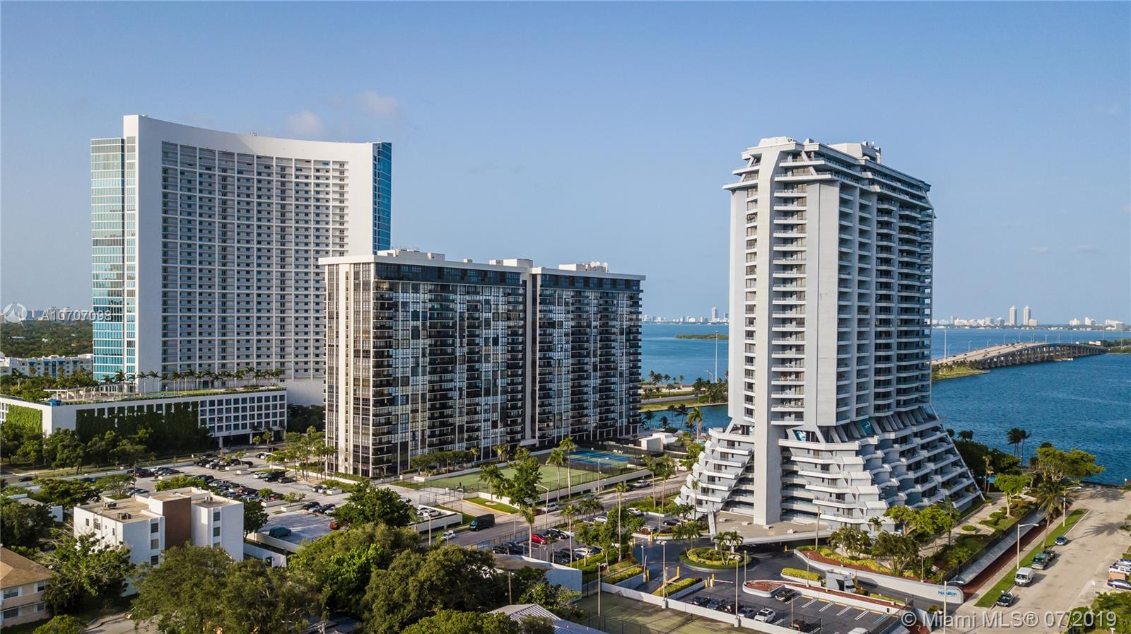Blue on the Bay #2206 - 601 NE 36th St #2206, Miami, FL 33137