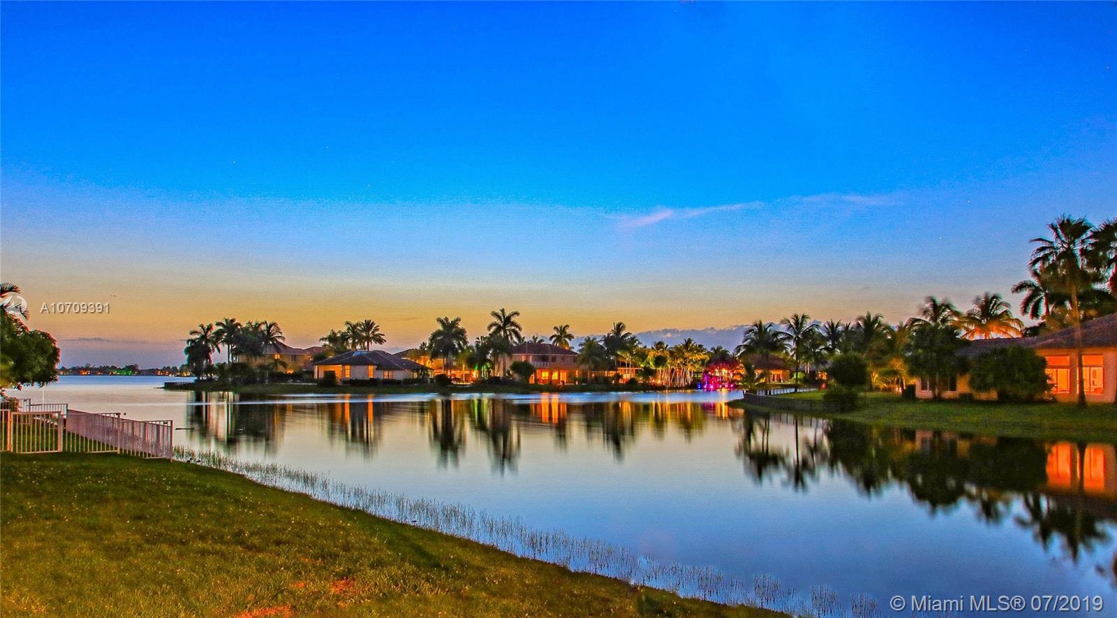 Sunset Lakes # - 04 - photo
