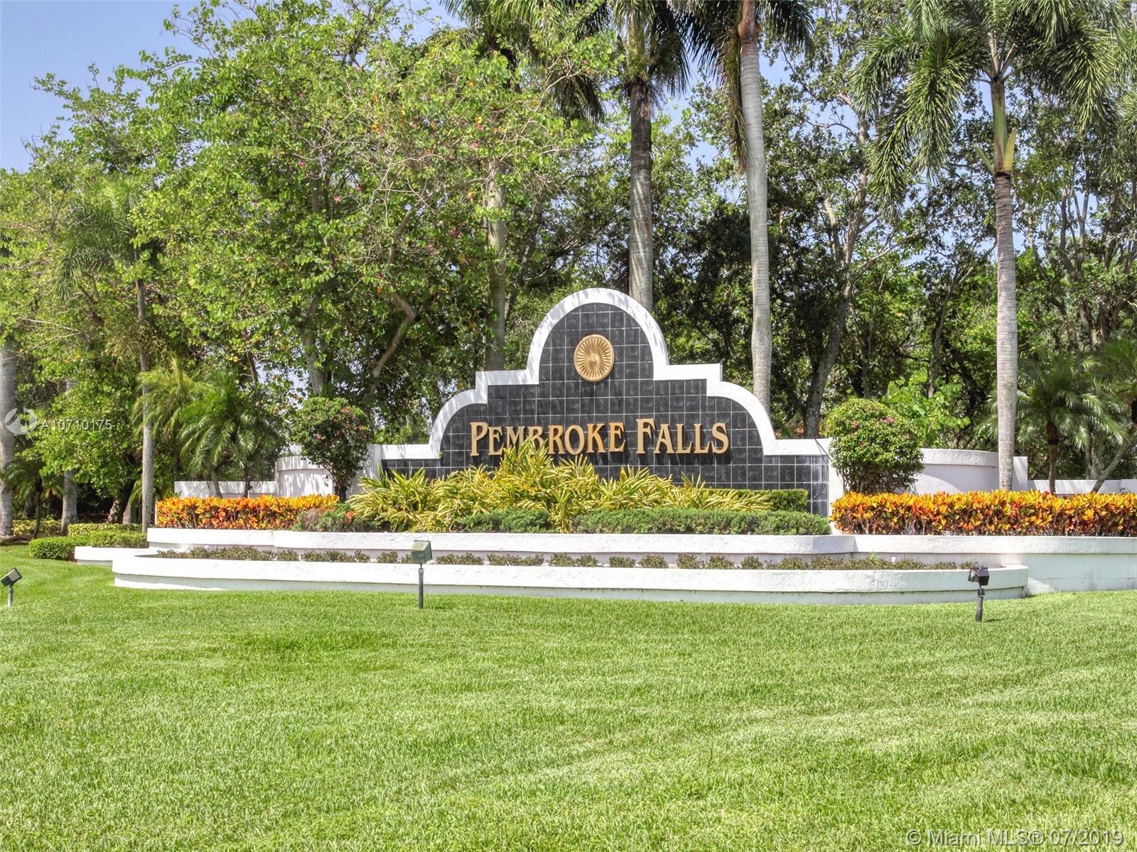 Pembroke Falls # - 40 - photo