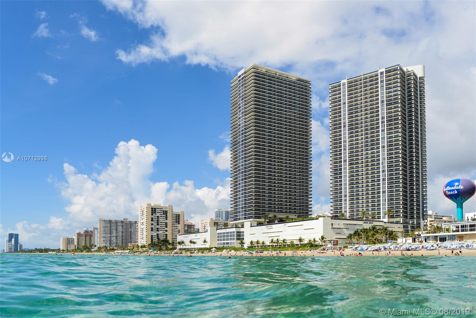 Beach Club II #3311 - 1830 S Ocean Dr. #3311, Hallandale Beach, FL 33009