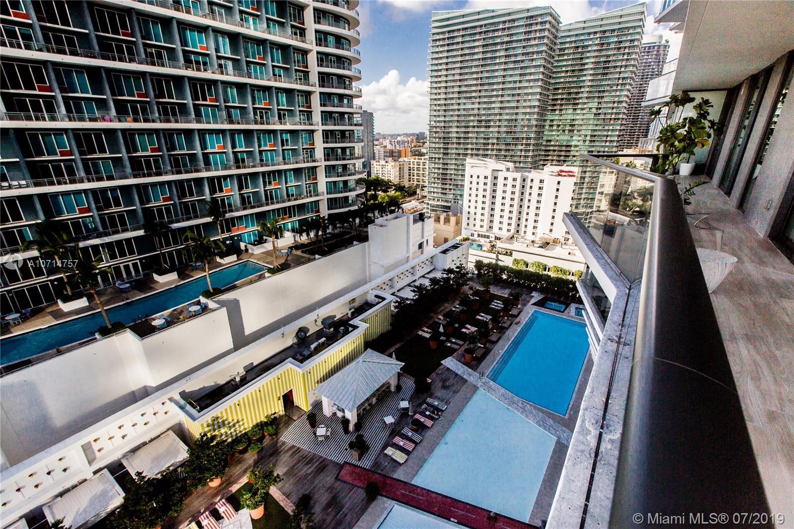 1300 S Miami Ave, 1806 - Miami, Florida