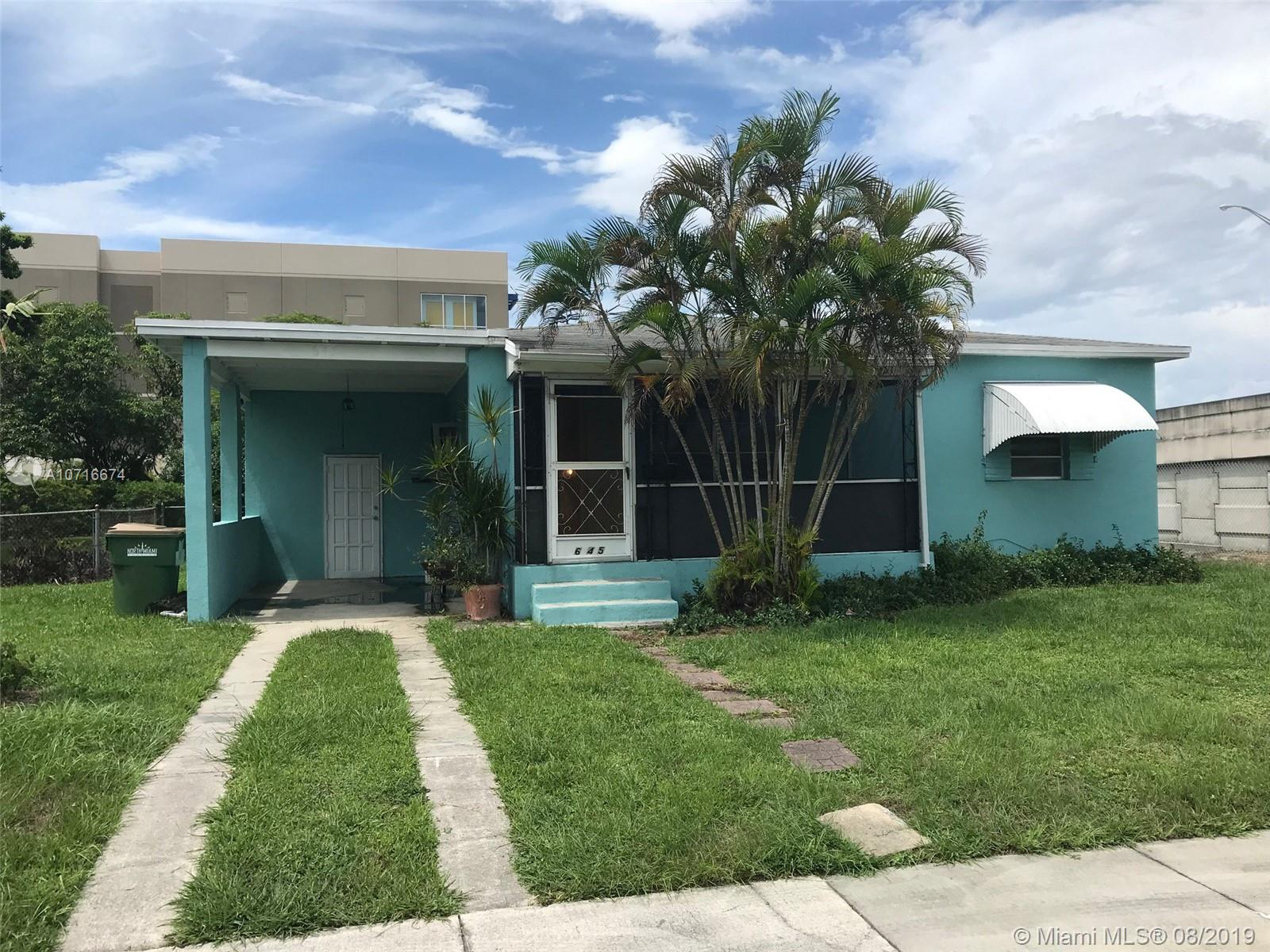 645 NW 132nd St, North Miami, Florida 33168, 2 Bedrooms Bedrooms, ,1 BathroomBathrooms,Residential,For Sale,645 NW 132nd St,A10716674