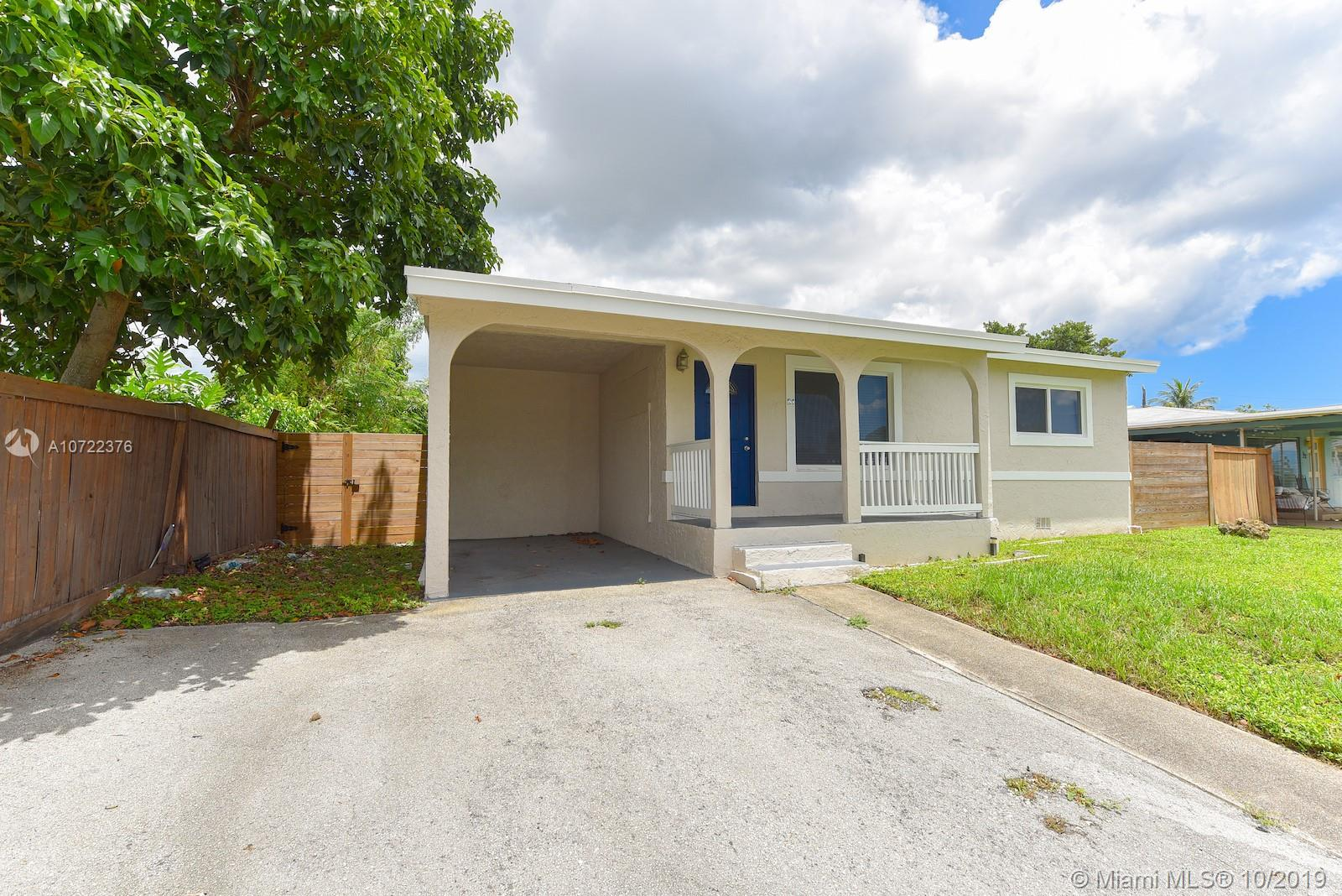 51 NW 56th Ct - Oakland Park, Florida
