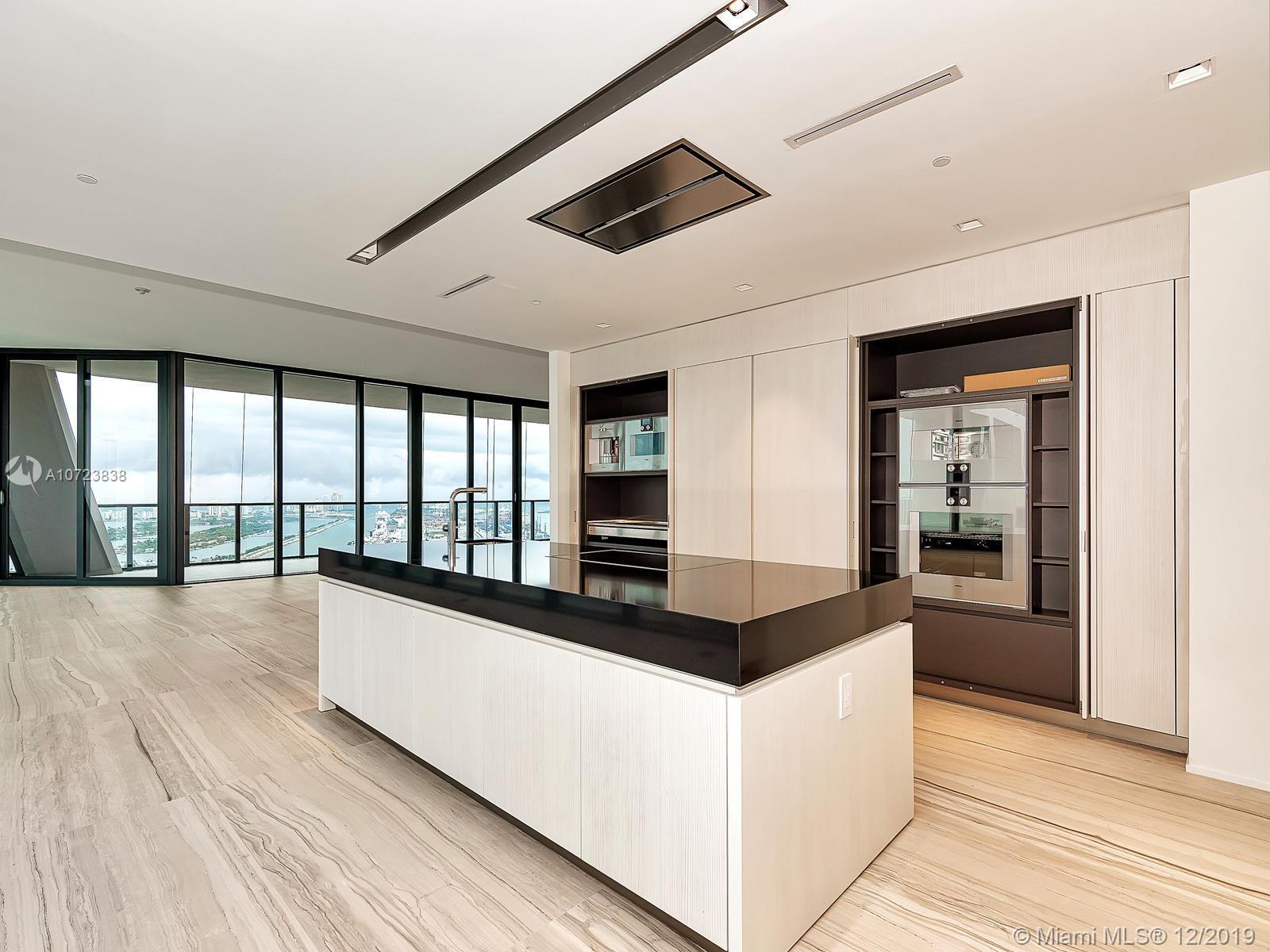 Аренда квартиры по адресу 1000 Biscayne Blvd, Miami, FL 33132 в США