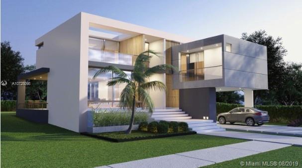 Biscayne Key Estates - 759 Fernwood Rd, Key Biscayne, FL 33149