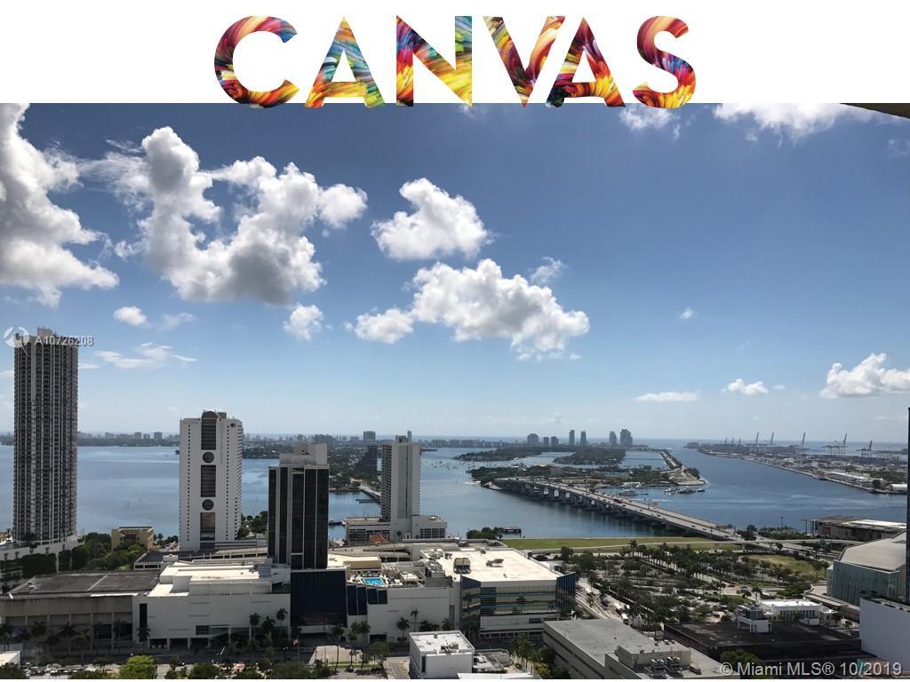Canvas #2915 - 1600 NE 1ST AVENUE #2915, Miami, FL 33132