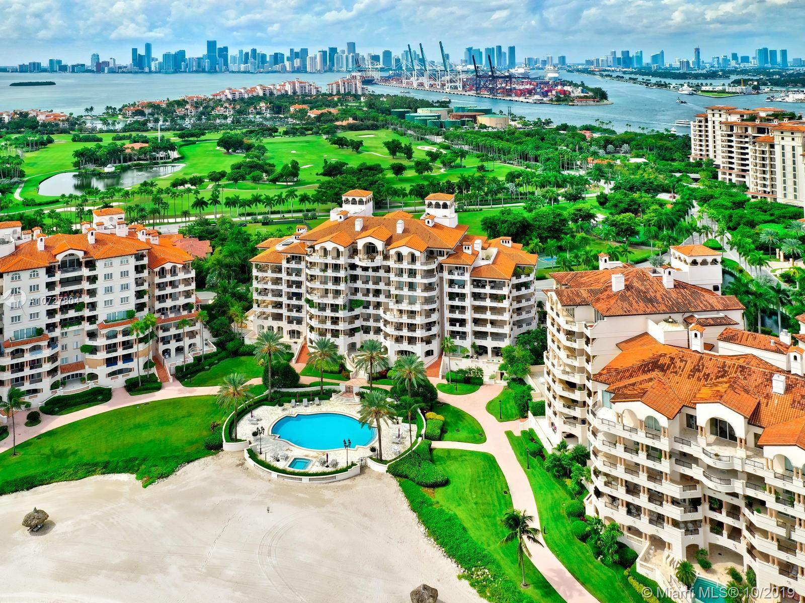 Property for sale at 7632 Fisher Island Unit: 7632, Fisher Island,  Florida 33109