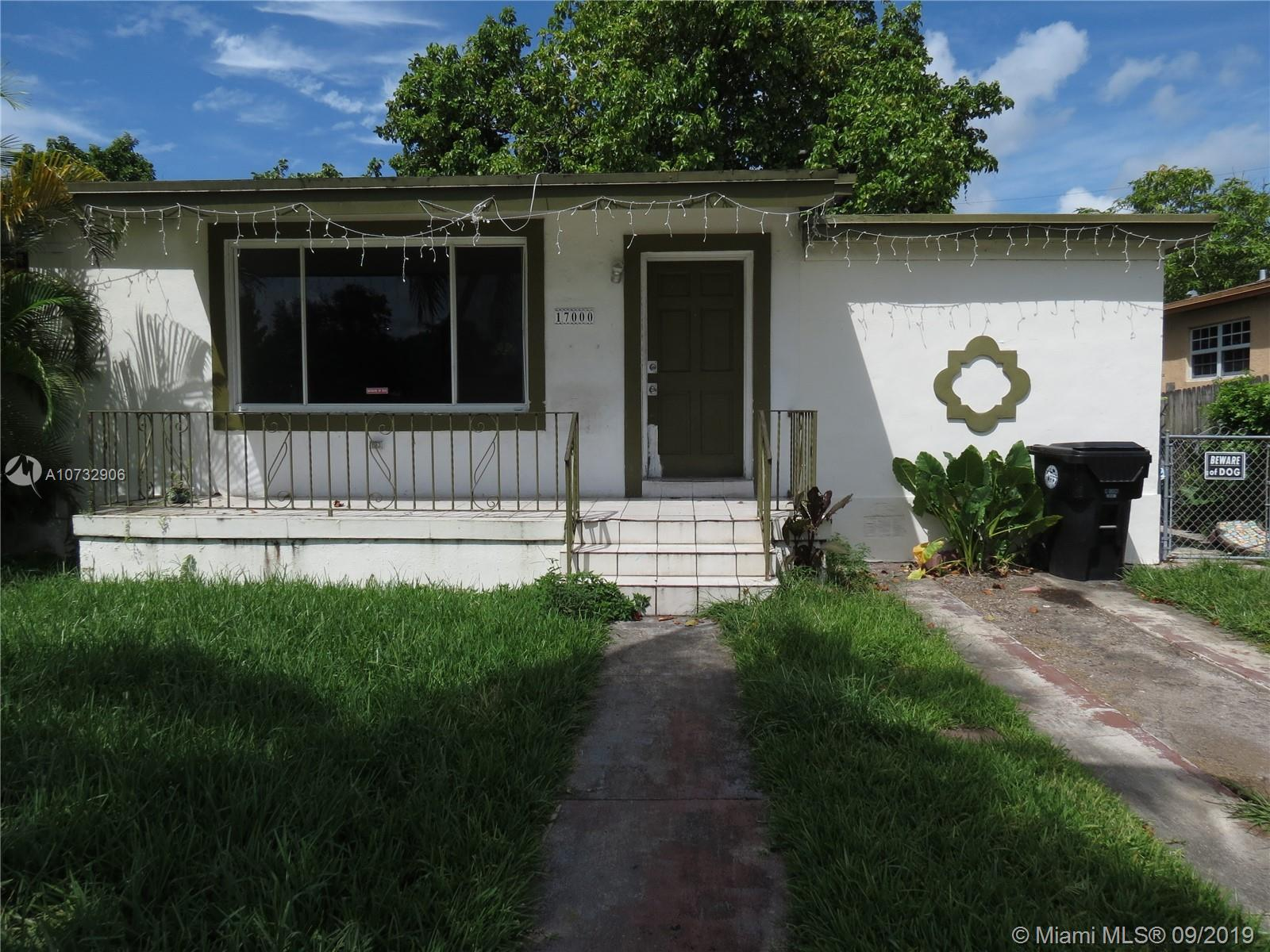 17000 NE 5th Ct - North Miami Beach, Florida