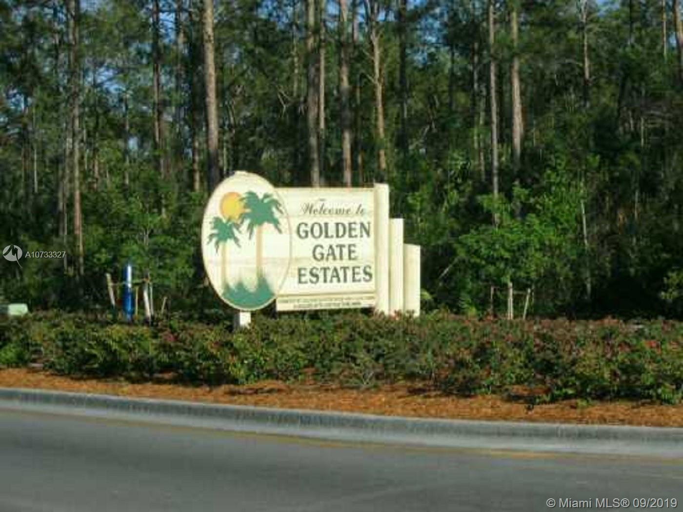GOLDEN GAT W UNIT 10 TR 103 - Other City - In The State Of Florida, Florida