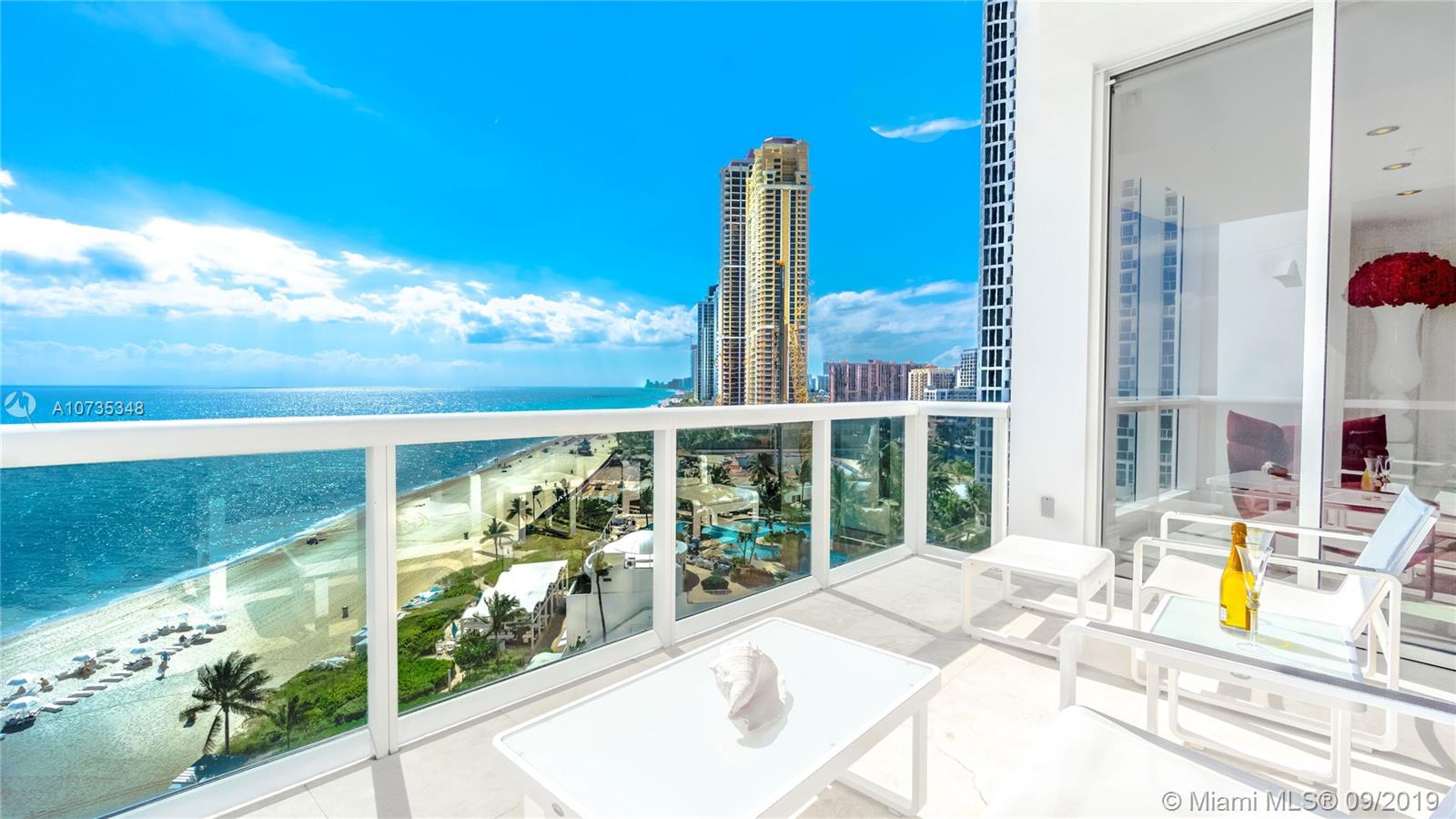 Property 18101 Collins Avenue #1109 image 1