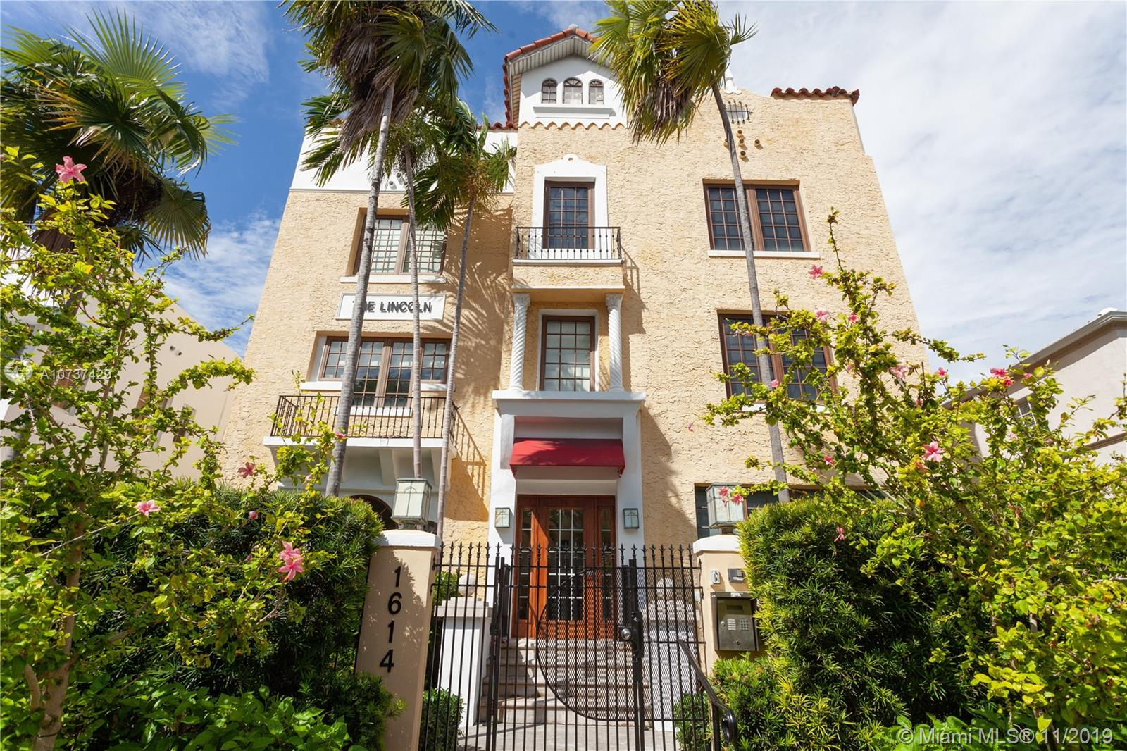 1614 Pennsylvania Ave, 2H - Miami Beach, Florida