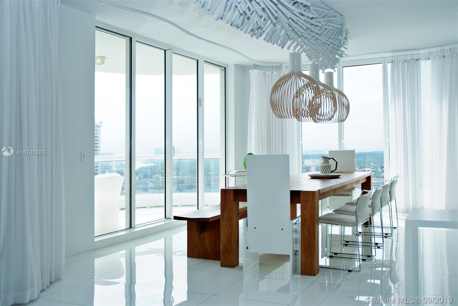 Аренда квартиры по адресу 6000 Island Bl, Aventura, FL 33160 в США