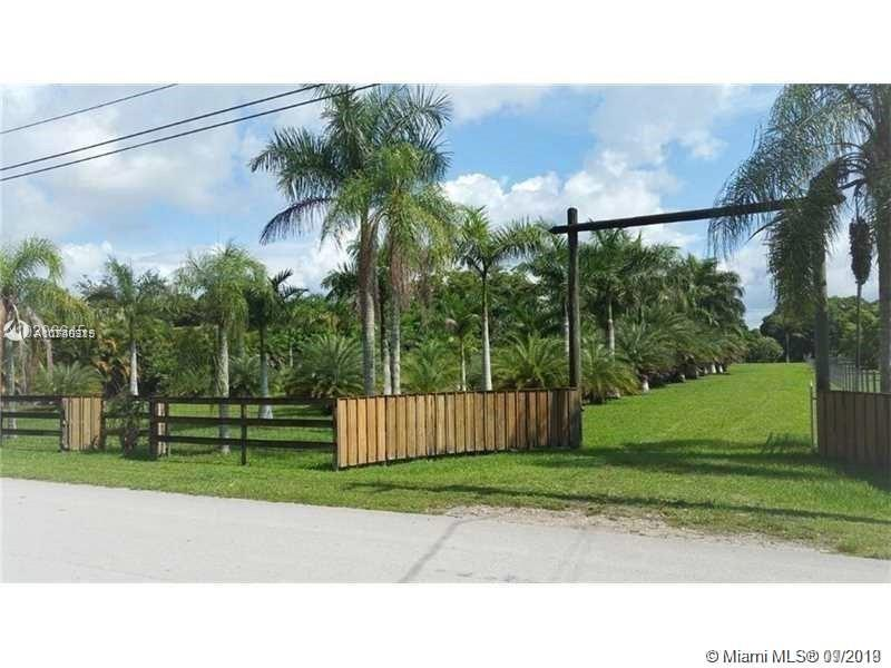14501 Mustang Trl - Southwest Ranches, Florida