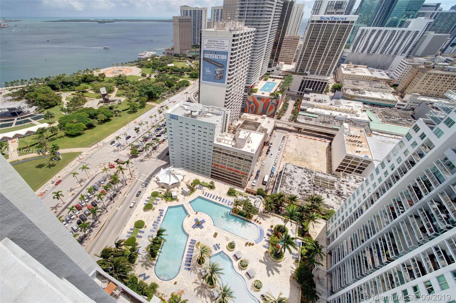 Vizcayne One #3607 - 244 Biscayne Blvd #3607, Miami, FL 33132