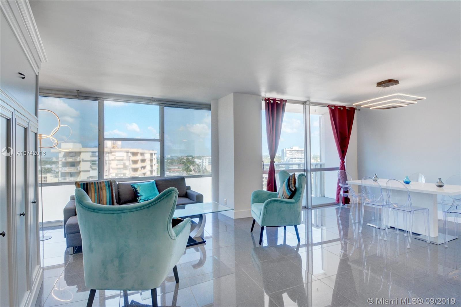 King Cole #1011 - 900 Bay Dr #1011, Miami Beach, FL 33141