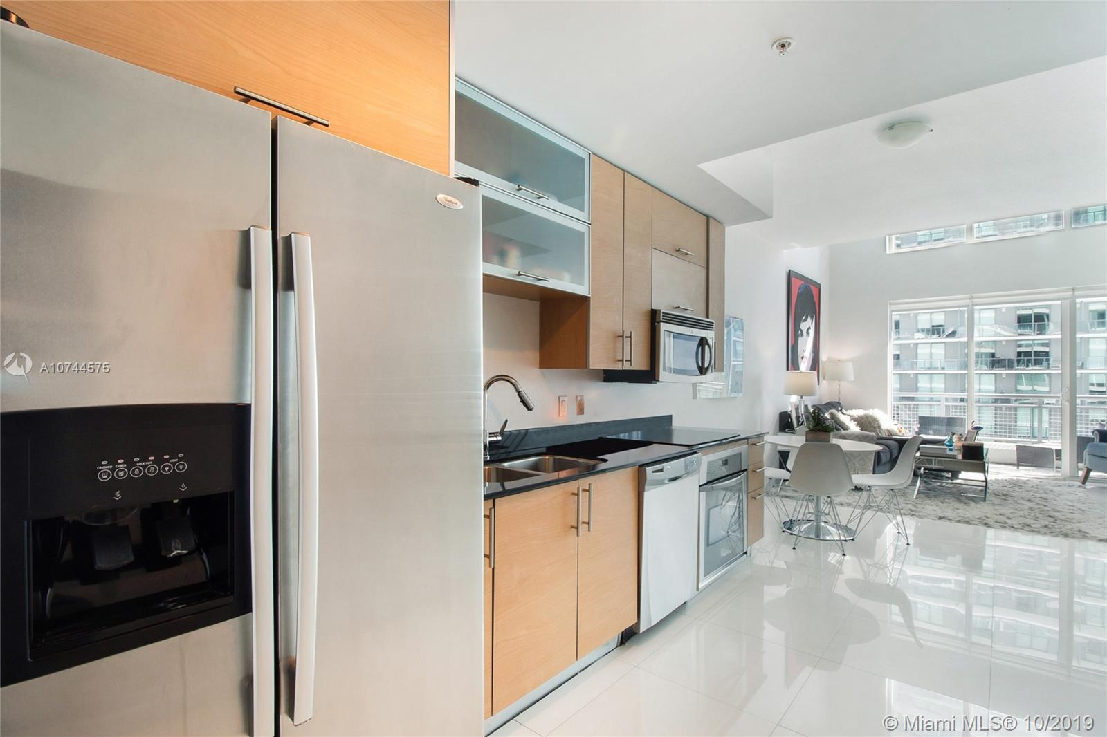 60 SW 13TH ST # 3416, Miami, Florida 33131, 1 Bedroom Bedrooms, ,2 BathroomsBathrooms,Residential,For Sale,60 SW 13TH ST # 3416,A10744575