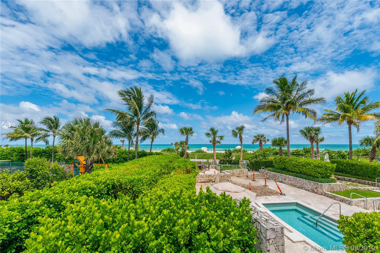 Photo of 5875 Collins Ave #201 listing for Sale