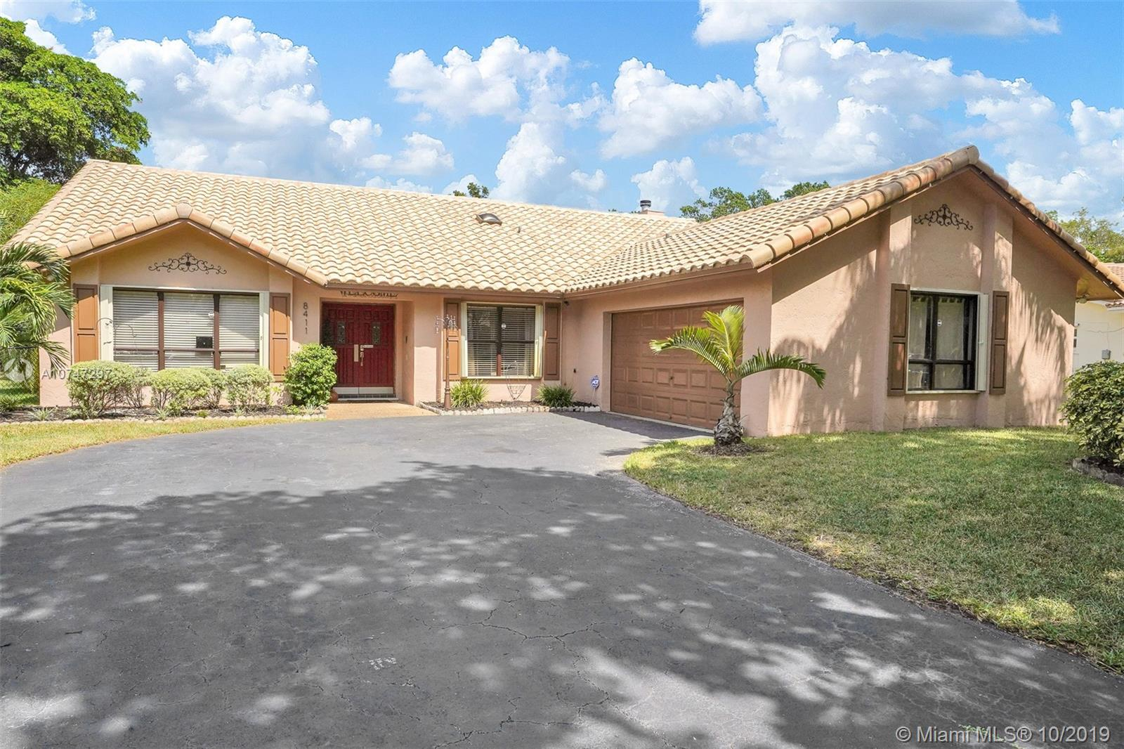 Property for sale at 8411 NW 3rd St, Coral Springs FL 33071, Coral Springs,  Florida 33071