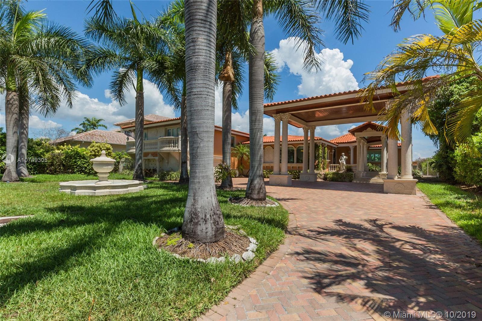 Аренда квартиры по адресу 1249 Biscaya Dr, Surfside, FL 33154 в США