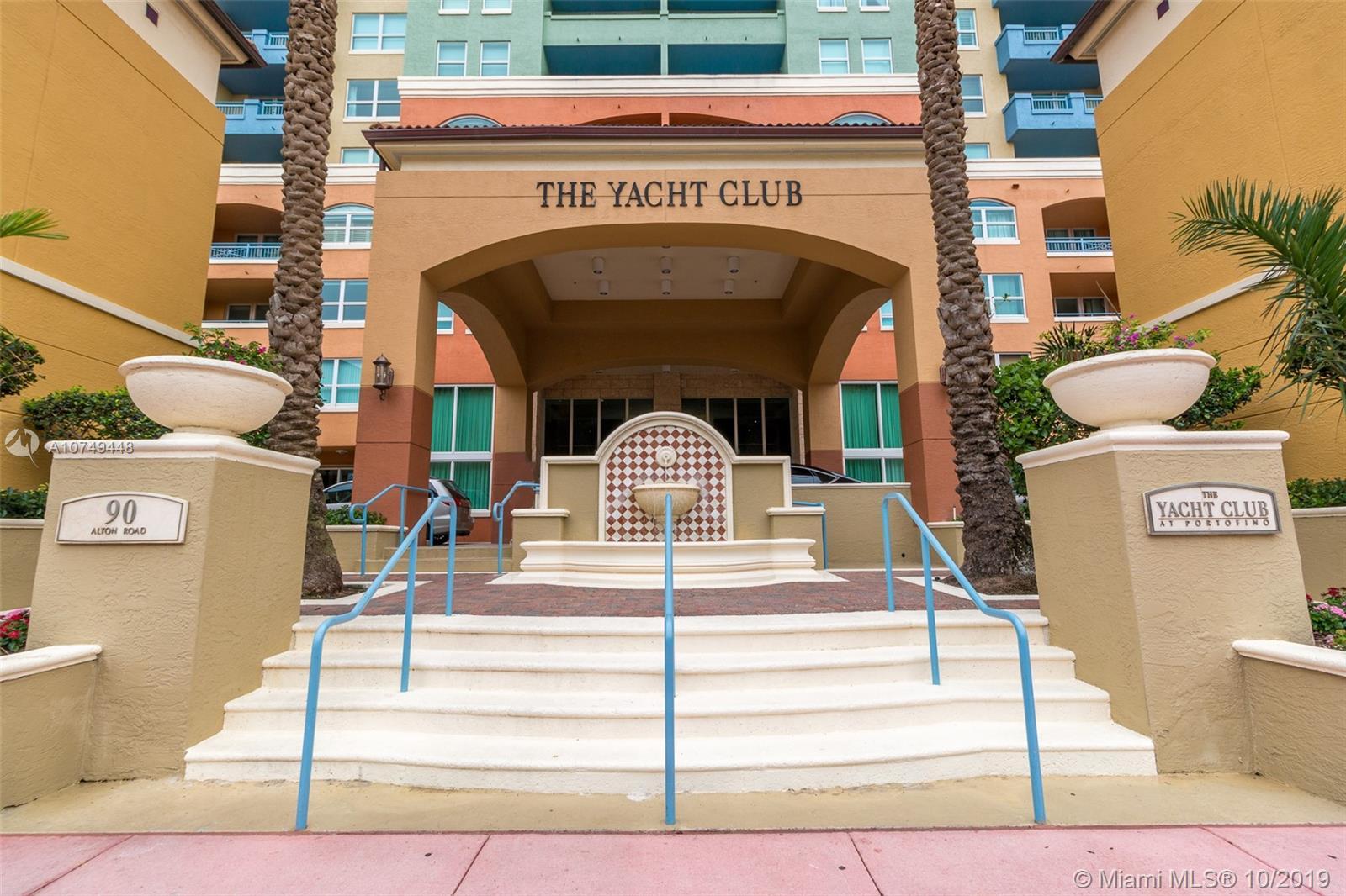 Photo of The Yacht Club Portofino Apt 2606