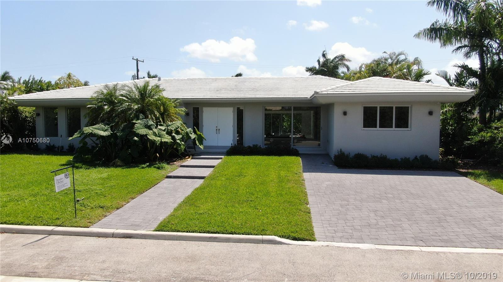 1330 100th St - Bay Harbor Islands, Florida