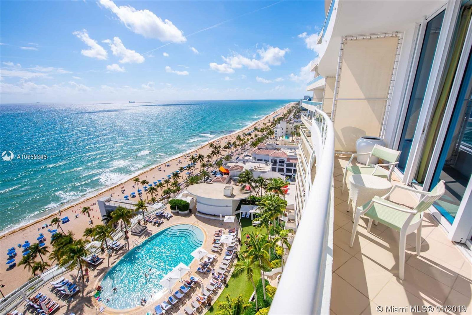 Photo of 1 N Fort Lauderdale Beach Blvd #1706 listing for Sale