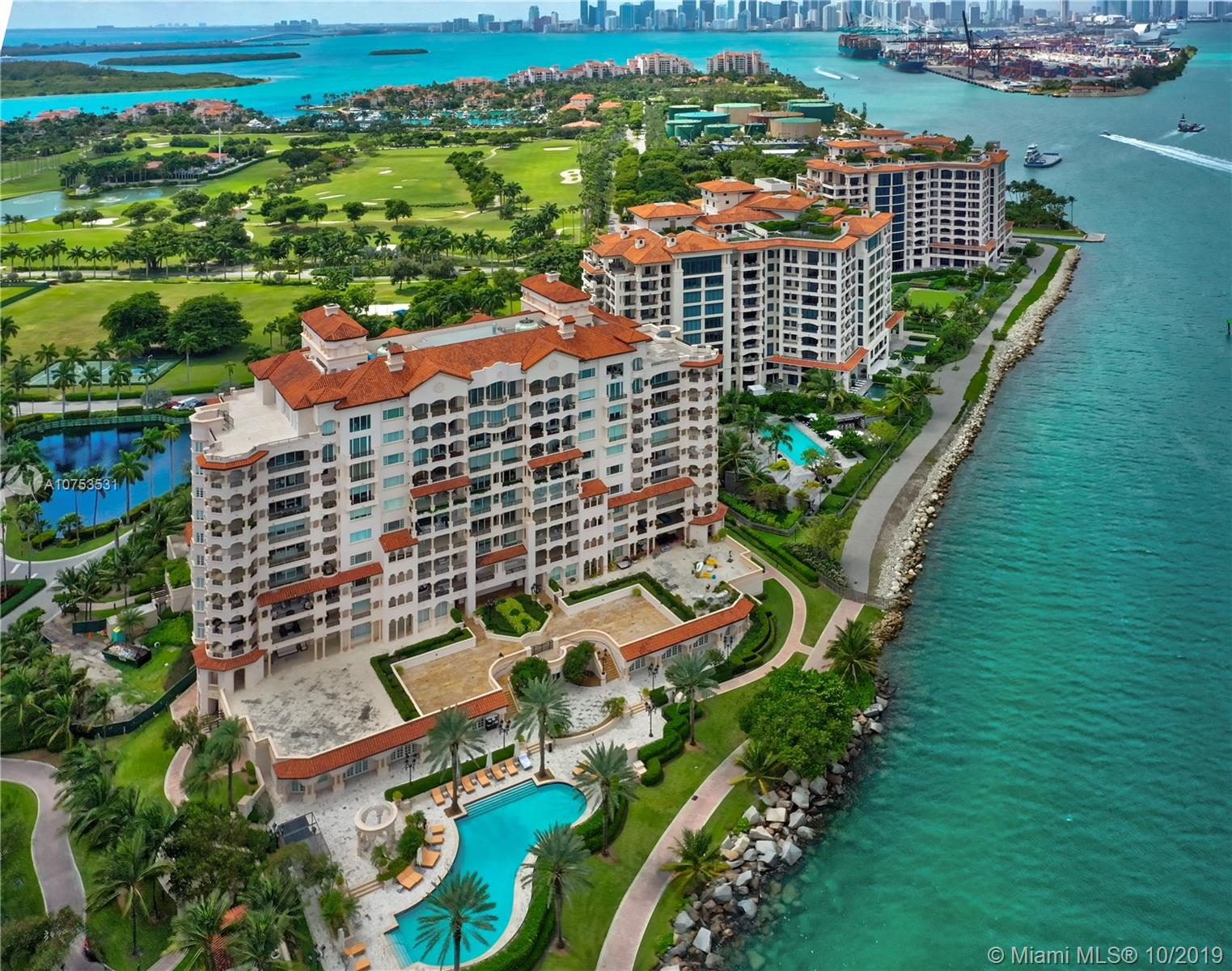7151 Fisher Island Dr #7151 photo04