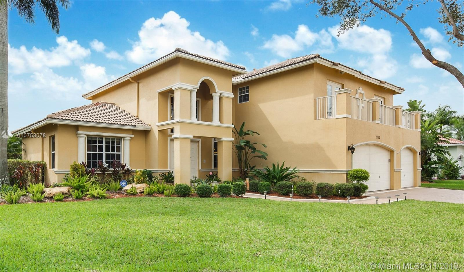 Property for sale at 15952 7 Street, Pembroke Pines,  Florida 33027