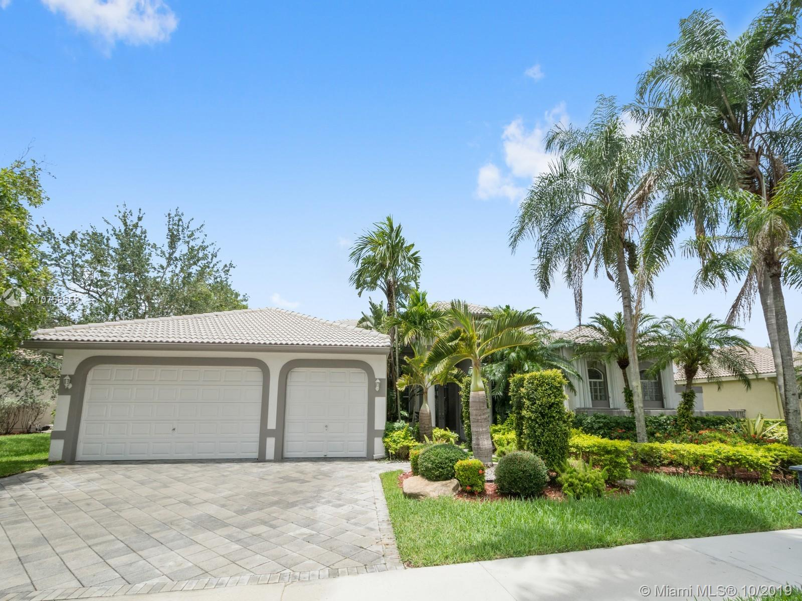 Property for sale at 2536 Eagle Run Dr, Weston,  Florida 33327