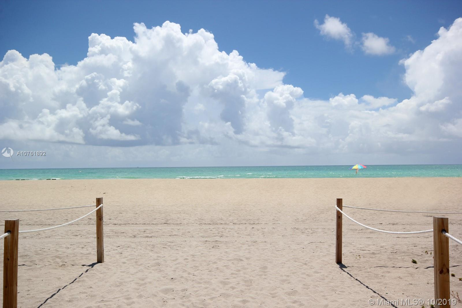 Photo of 6899 Collins Ave #908 listing for Sale