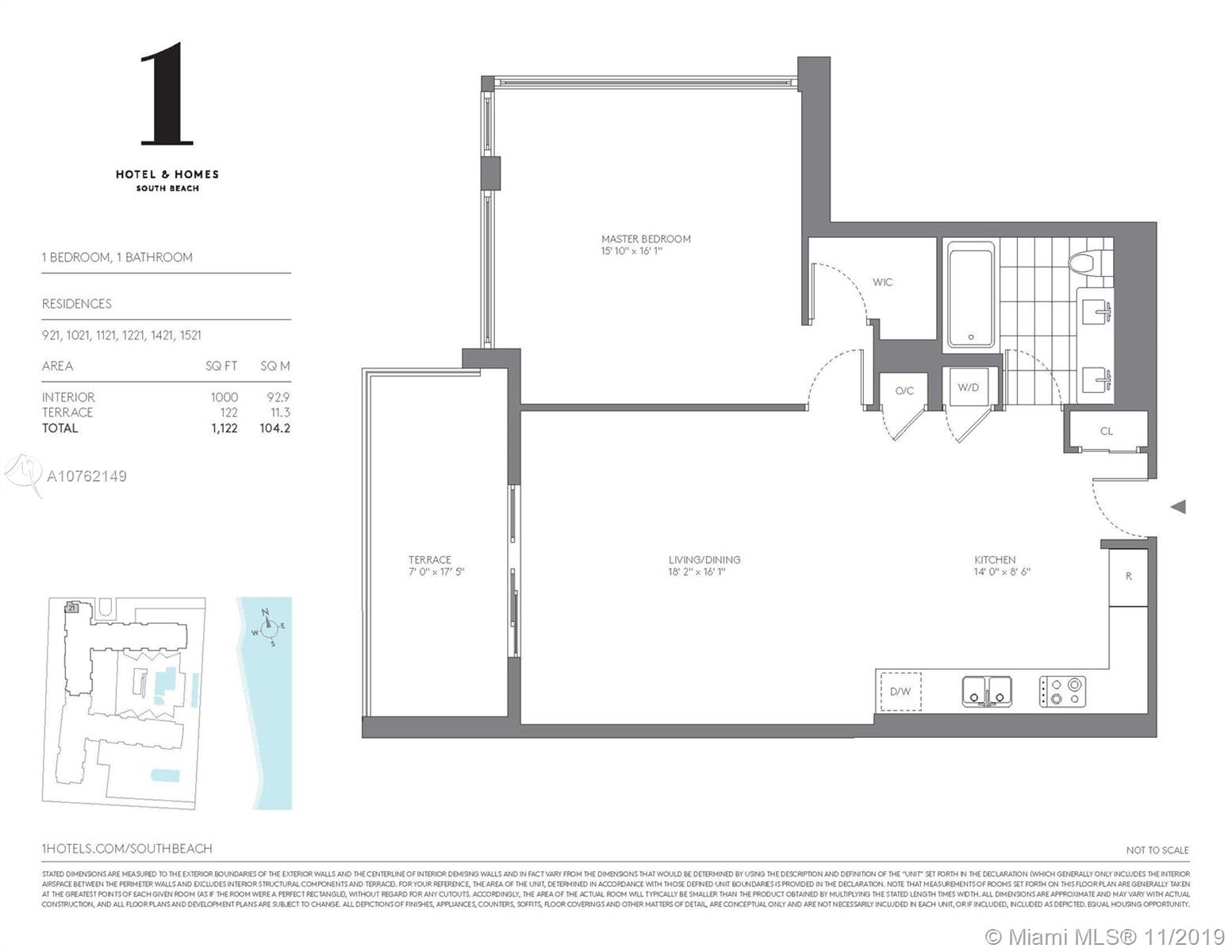 Photo of 102 24th St #1121 listing for Sale