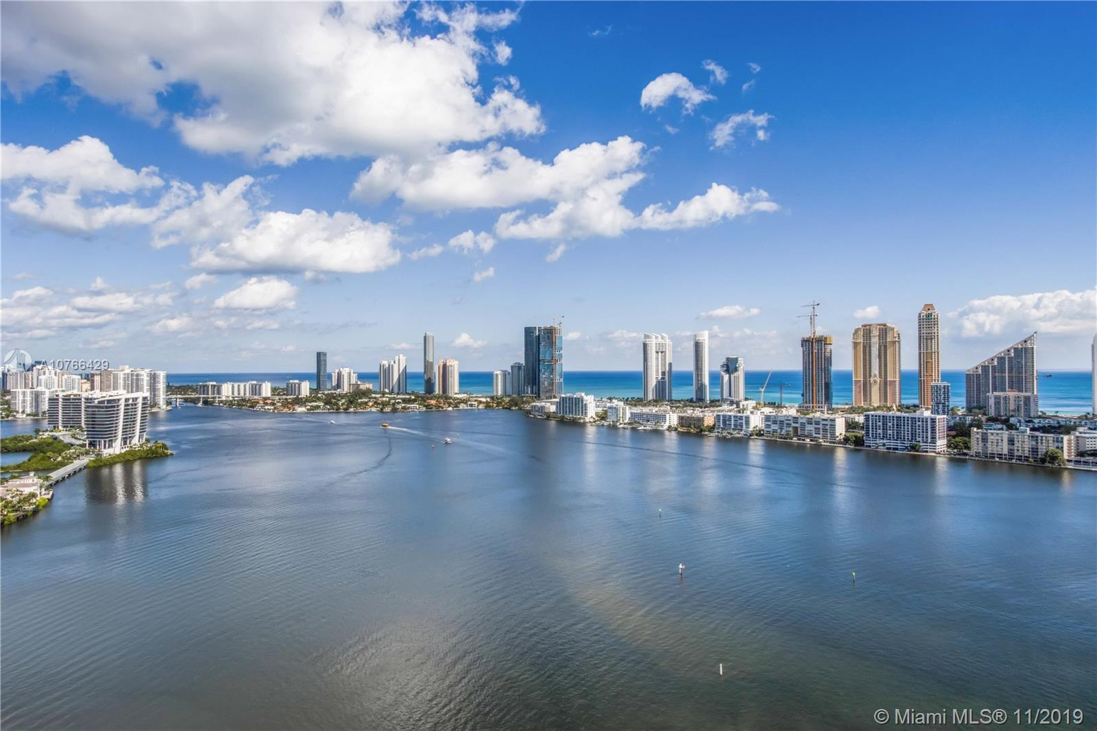 Аренда квартиры по адресу 2600 Island Blvd, Aventura, FL 33160 в США
