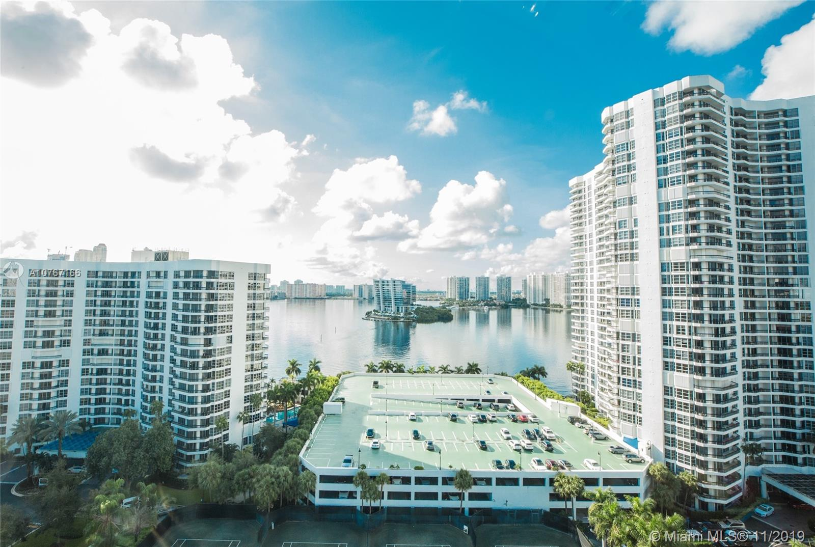 Photo of 3500 Mystic Pointe Dr #1801 listing for Sale