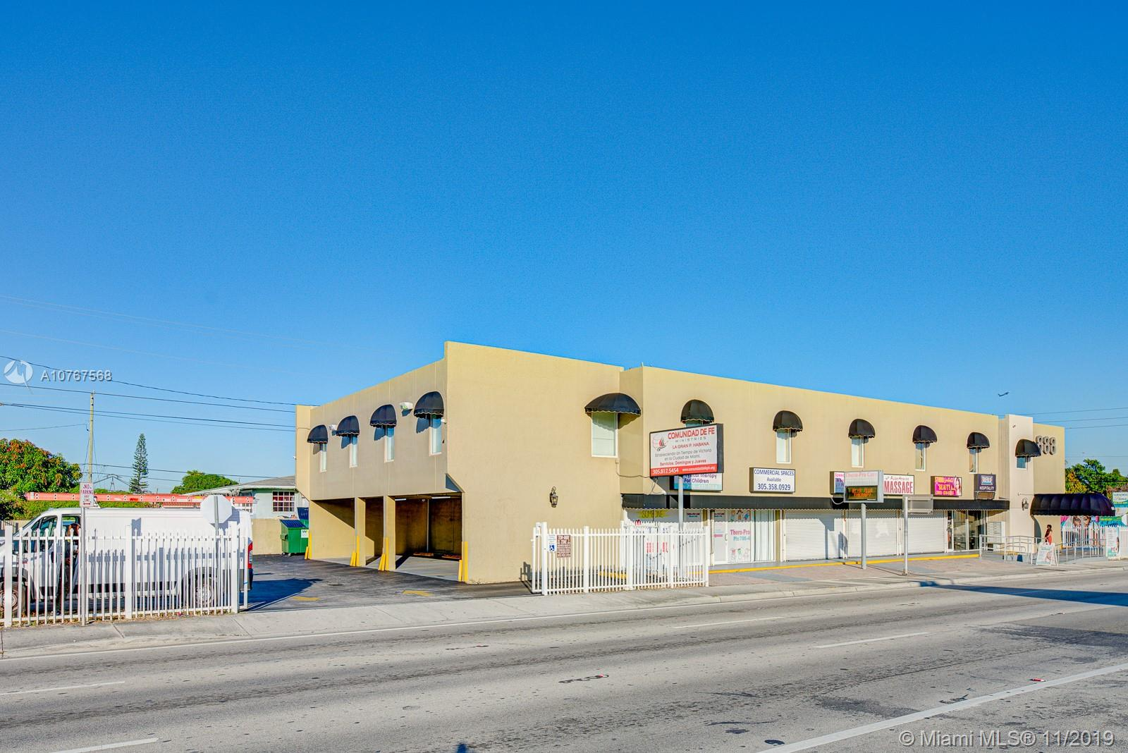 888 NW 27th Ave, Florida 33125, ,Commercial Sale,For Sale,888 NW 27th Ave,A10767568