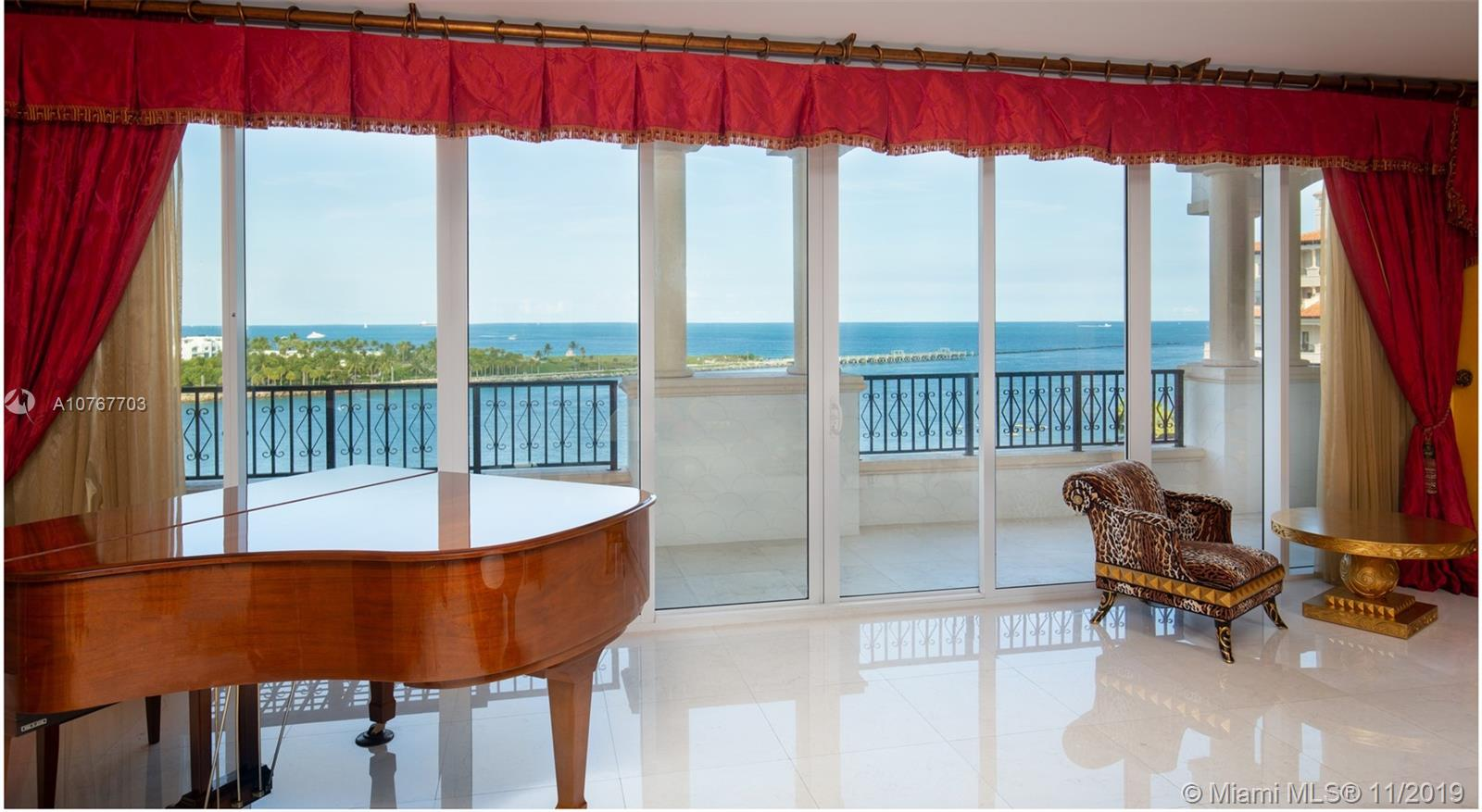 Property for sale at 7173 Fisher Island Drive Unit: 7173, Fisher Island,  Florida 33109