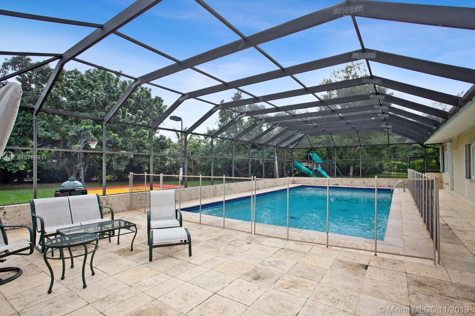 Pool Area 20' x 40'