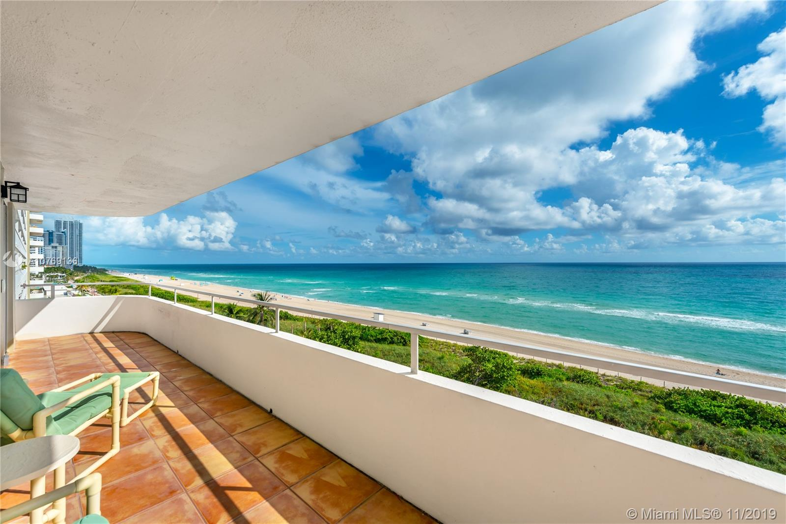 5555 Collins Ave, 8N - Miami Beach, Florida