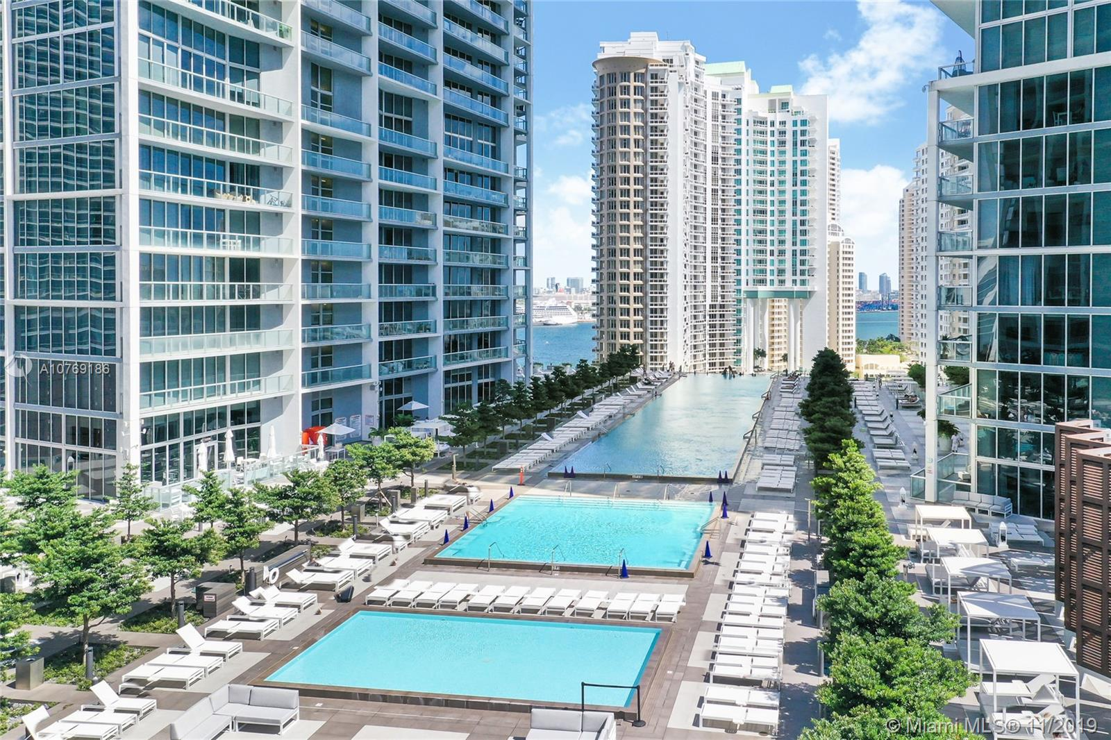 Photo of 495 Brickell Ave #2007 listing for Sale