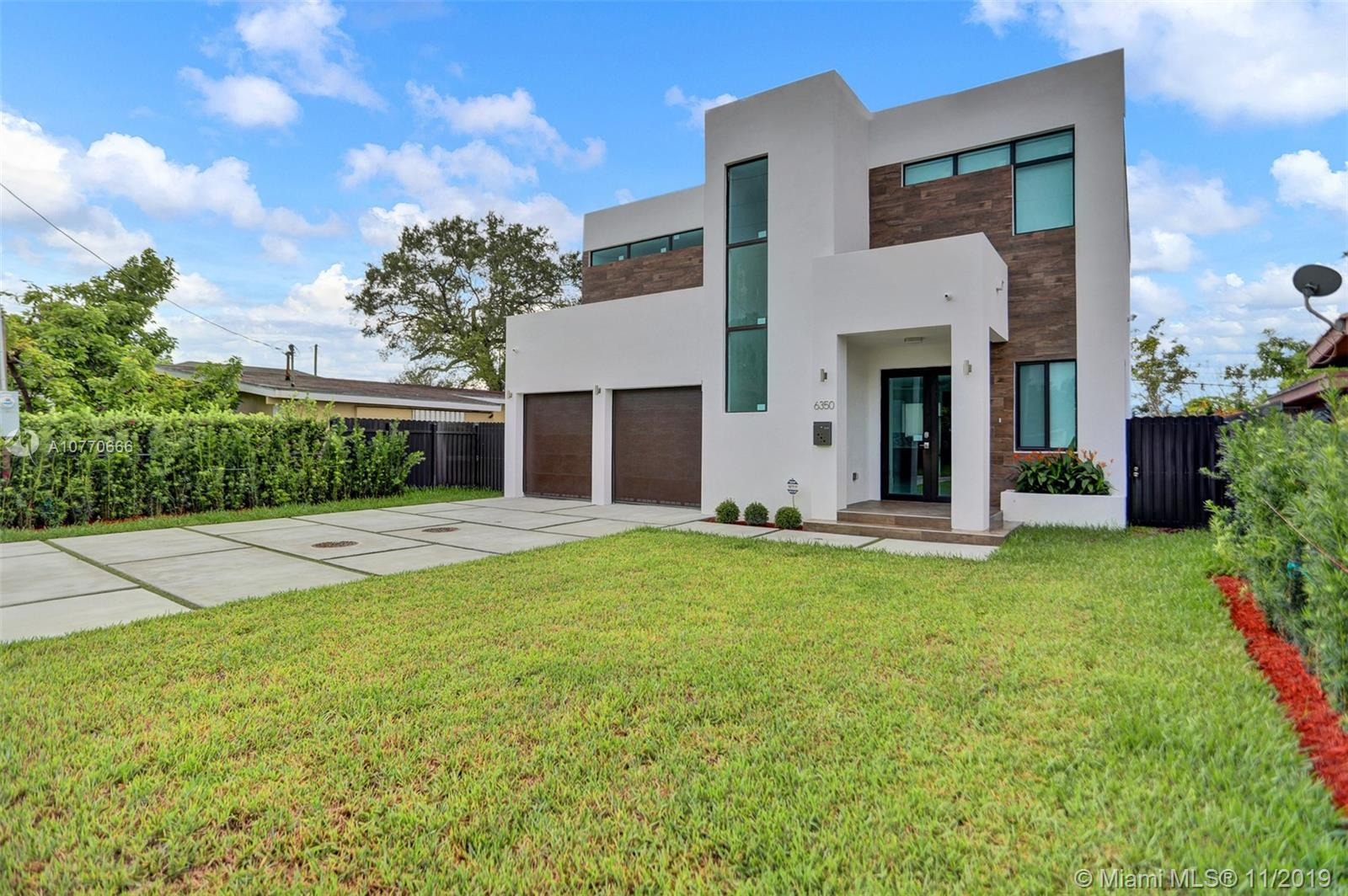Property for sale at 6350 SW 35th St, Miami,  Florida 33155