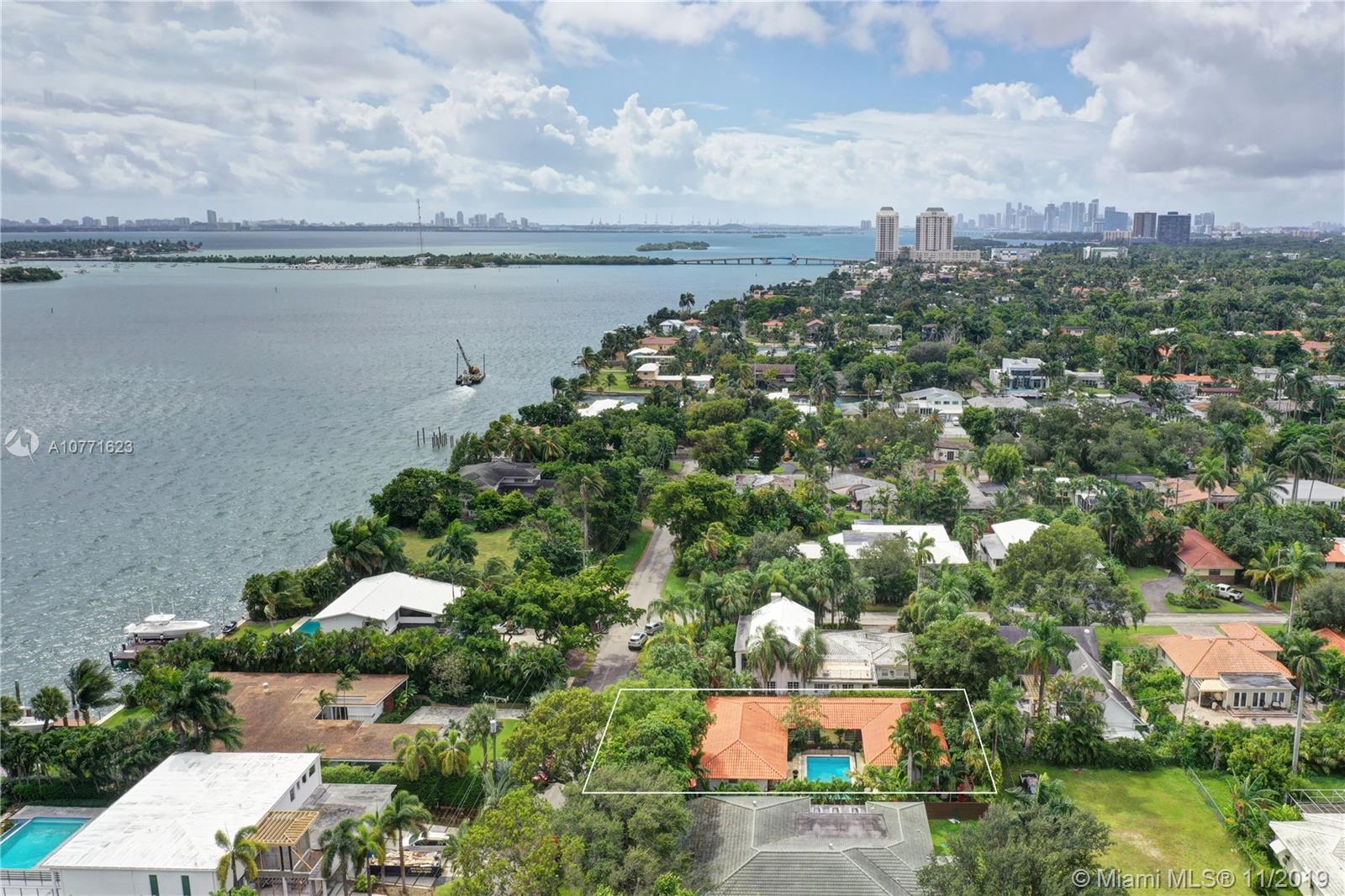 9250 N Bayshore Dr, Miami Shores, Florida 33138, 3 Bedrooms Bedrooms, ,3 BathroomsBathrooms,Residential,For Sale,9250 N Bayshore Dr,A10771623