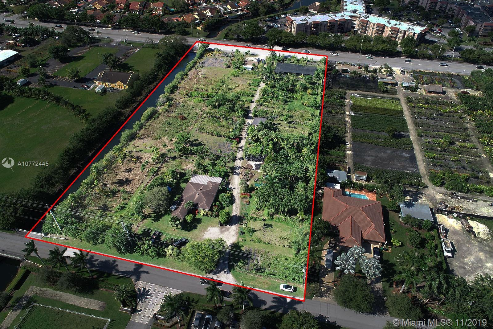 5925 SW 127th Ave, Miami, Florida 33183, ,Commercial Land,For Sale,5925 SW 127th Ave,A10772445
