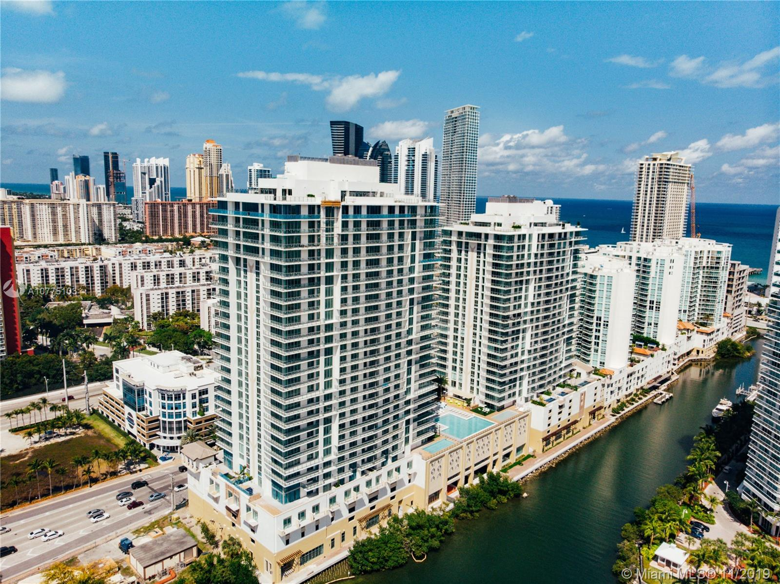 Photo of 300 Sunny Isles Blvd #2503 listing for Sale