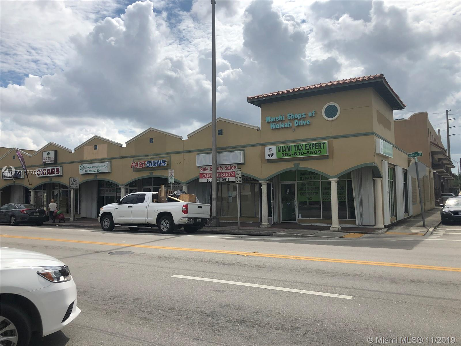 110 Hialeah dr # 110, Hialeah, Florida 33010, ,Commercial Sale,For Sale,110 Hialeah dr # 110,A10775831