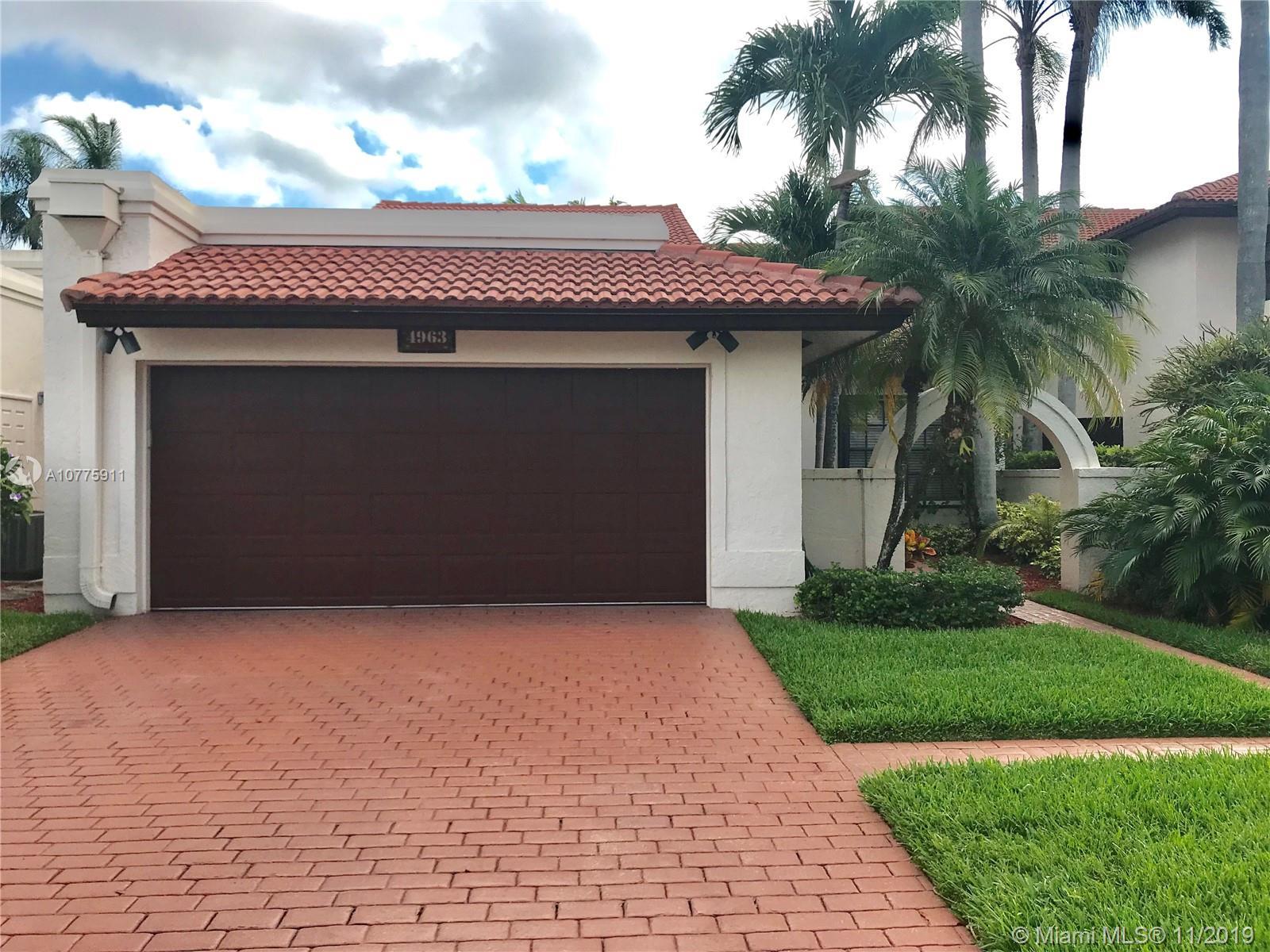 Property for sale at 4963 NW 93 DORAL CIR. E., Doral,  Florida 33178